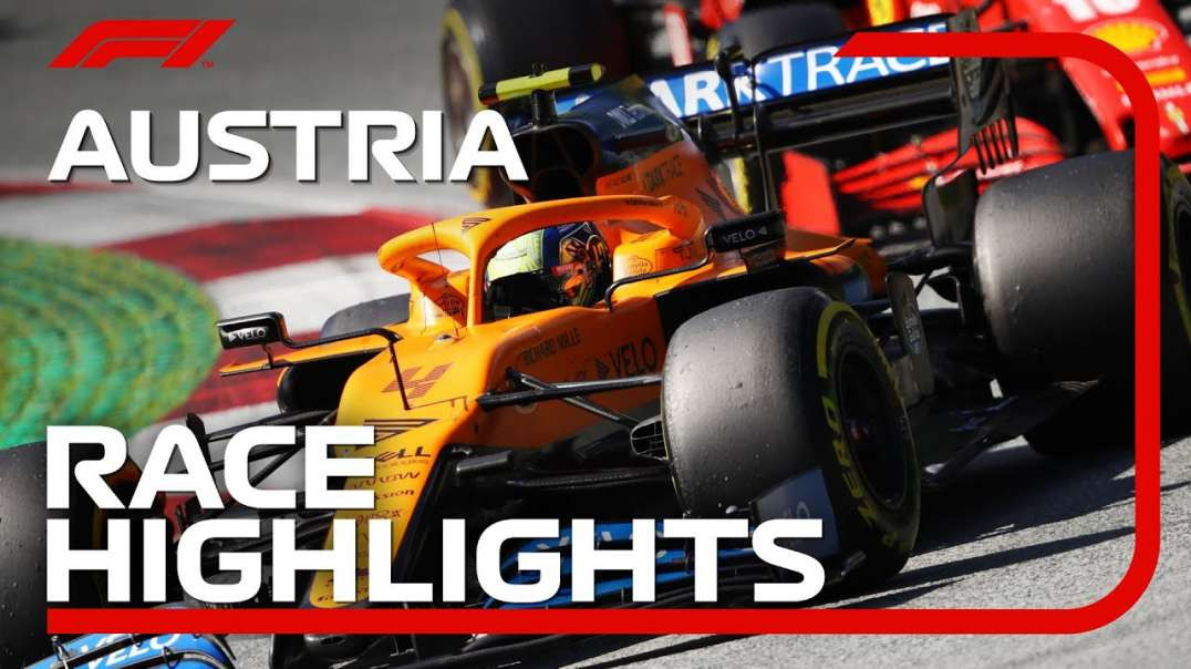 2020 Austrian Grand Prix- Race Highlights